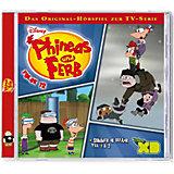 CD Phineas & Ferb  - Sommer in Gefahr Teil 1+2