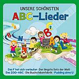 CD Unsere schönsten ABC Lieder