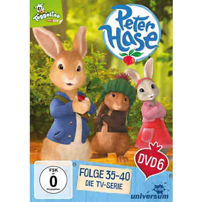 DVD Peter Hase 06