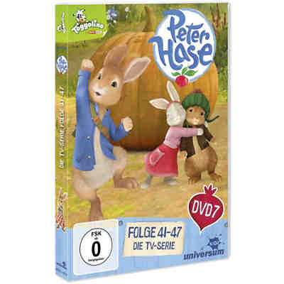 DVD Peter Hase 07