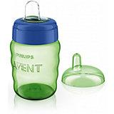 Чашка-поильник с носиком Comfort, 260 мл, Avent, зеленый
