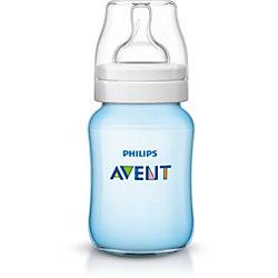 Бутылочка для кормления 260мл., 2шт, Avent, голубой