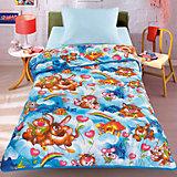 """Одеяло-покрывало """"На радуге"""" 110*140 см"""