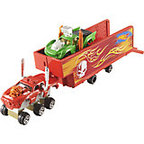 Конструктор грузовиков, Hot Wheels