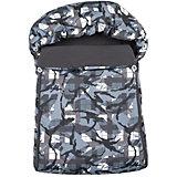 Спальный мешок Защита, Leader Kids, хаки