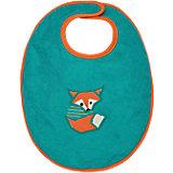 Lätzchen mit Klettverschluss, medium, Fox
