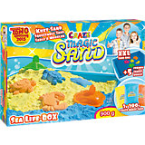 CRAZE Magic Sand Sea Life-Box
