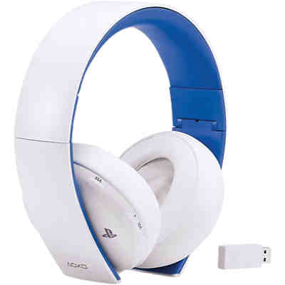 PS4 Wireless Stereo Headset 2.0, weiss