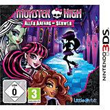 3DS Monster High: Aller Anfang ist schwer