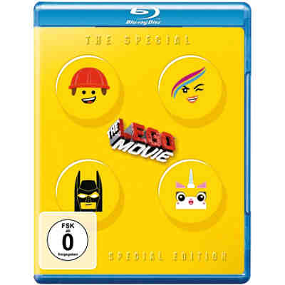 BLU-RAY LEGO - The Movie (Special Edition)