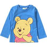 DISNEY WINNIE PUUH Baby Langarmshirt für Jungen
