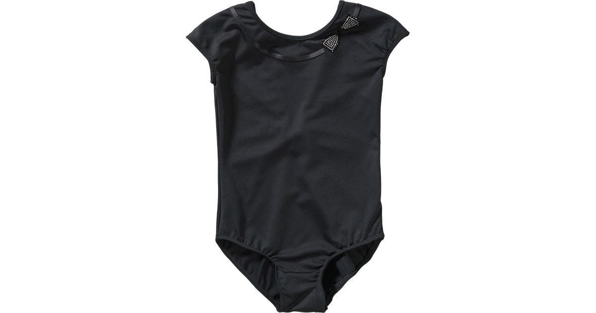 Kinder Ballett Body schwarz Gr. 152