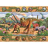 Пазл «Динозавры» XXL 100 деталей, Ravensburger