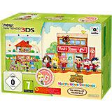 NEW Nintendo 3DS + Animal Crossing: Happy Home Designer
