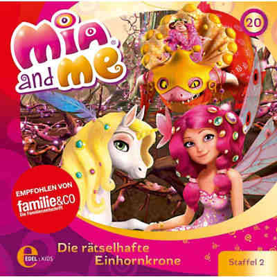 CD Mia and me 20