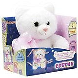 Музыкальная игрушка Котик-светик, DREAM MAKERS, 25 см