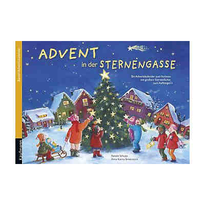 Advent in der Sternengasse