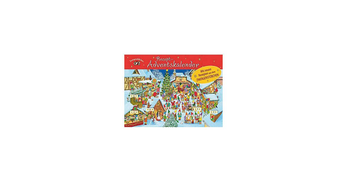 Buch - Zwergenstübchen - Rezept-Adventskalender