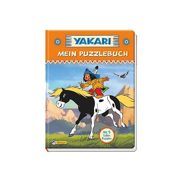yakari mein puzzlebuch, yakari  mytoys ~ Geschirr Yakari