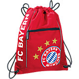 Sportbeutel FC Bayern, rot