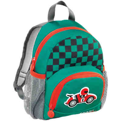 Junior Kindergartenrucksack Little Dressy Racer