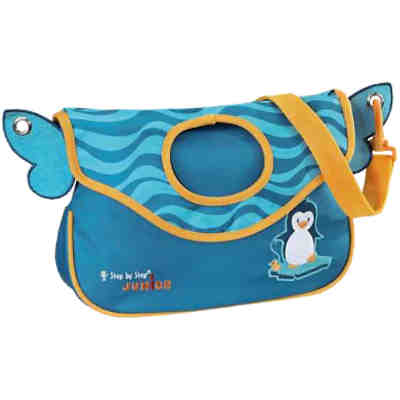 Step by Step Junior Kindergartentasche Alpbag Girls Little Penguin