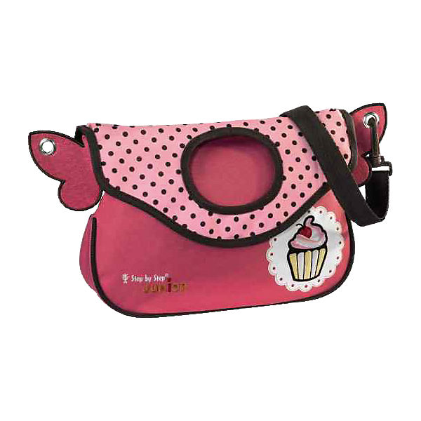 Step by Step Junior Kindergartentasche Alpbag Girls Sweet Cake