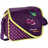 Step by Step Junior Kindergartentasche Alpbag Purple Cherry