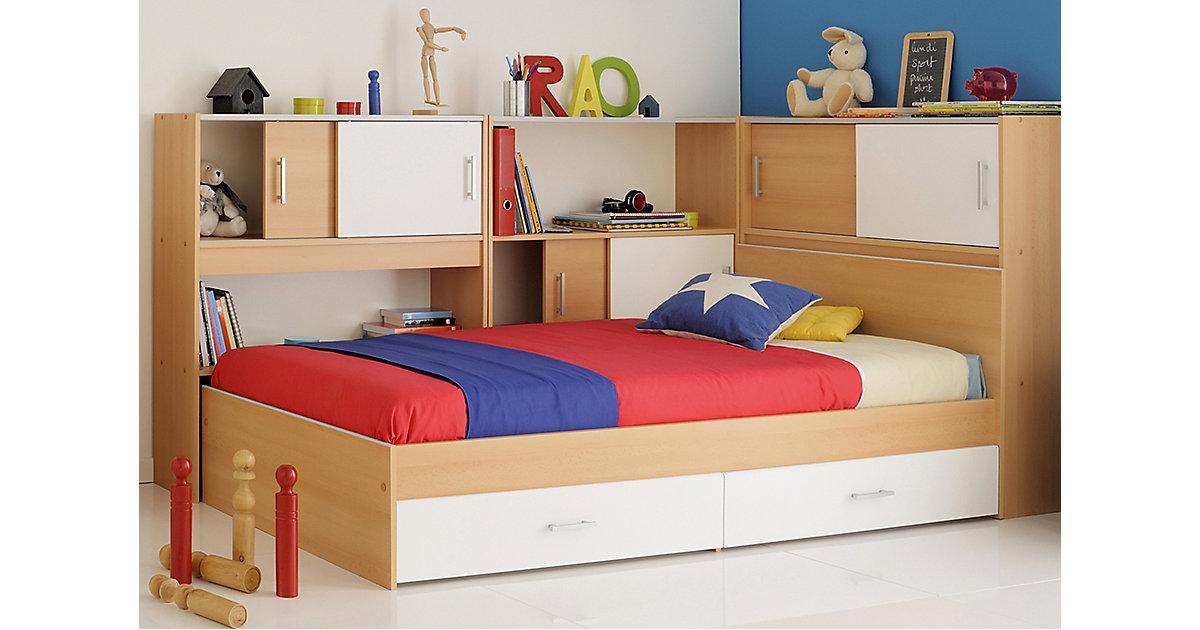 bett 90 x 200 buche preisvergleich die besten angebote online kaufen. Black Bedroom Furniture Sets. Home Design Ideas