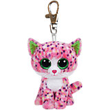 CARLETTO 7136634 Beanie Boo Clip 8,5 cm Katze Sophie