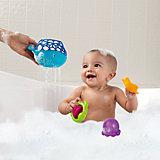 Игрушки для ванны «Морские друзья», Oball