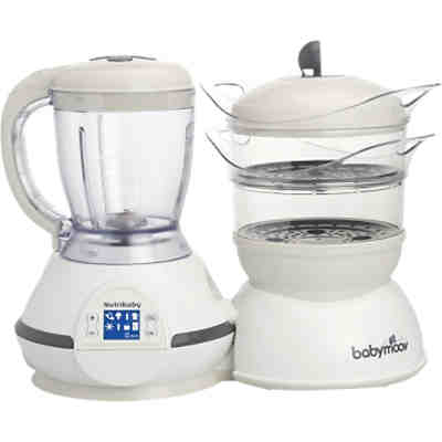 Multifunktionsgerät Nutribaby 5 in 1, Cream