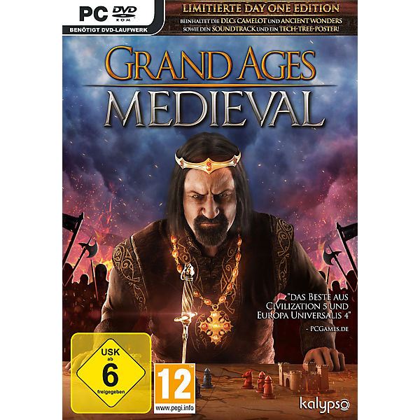 PC Grand Ages Medieval