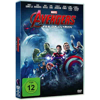 DVD Avengers - Age of Ultron