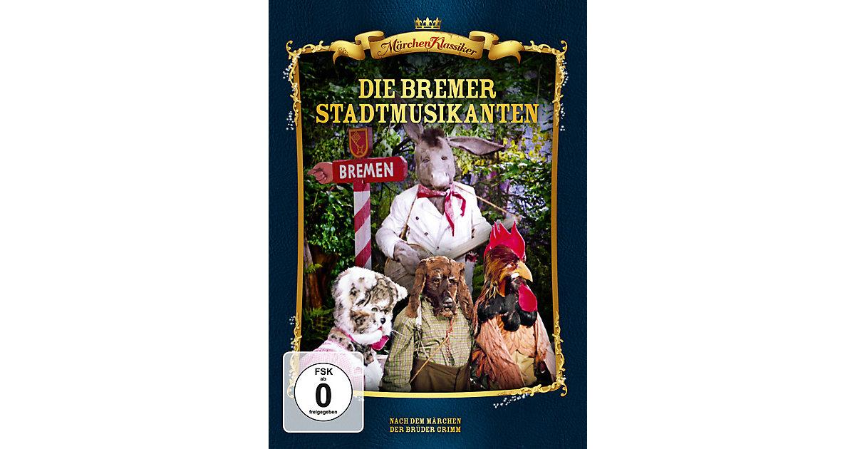 DVD Die Bremer Stadtmusikanten