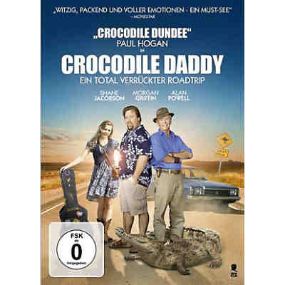 DVD Crocodile Daddy