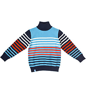 Свитер для мальчика PlayToday - голубой