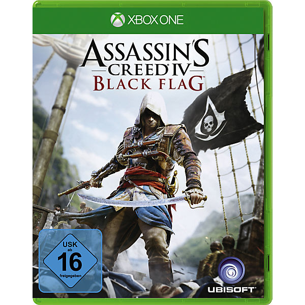 XBOX ONE Assassin´s Creed 4 Black Flag