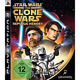 PS3 Star Wars The Clone Wars: Republic Heroes