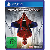 PS4 The Amazing Spider-Man 2