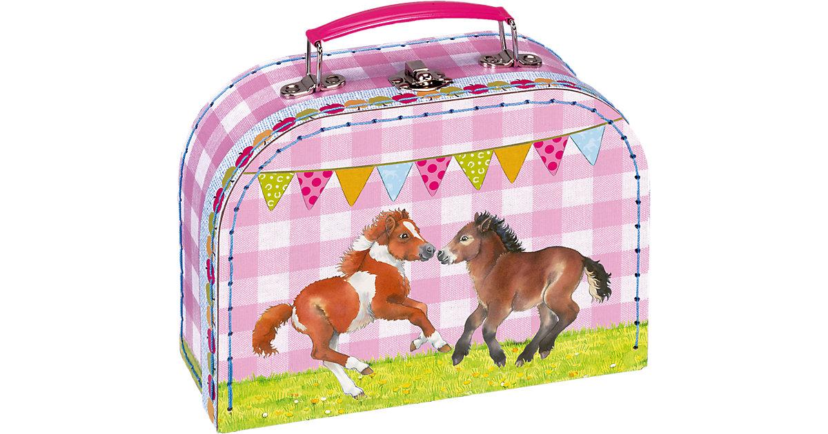 Spielkoffer Mein kleiner Ponyhof