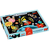 Boxpuzzle Die Weltraumsause Super Neo, 72 Teile