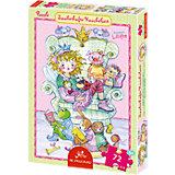 Boxpuzzle Zauberhafte Kuschelzeit Prinzessin Lillifee, 72 Teile