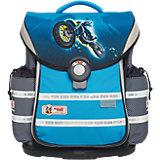 Школьный рюкзак MC Neill ERGO Light PLUS (4 пр.) Велогонщик