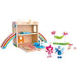Puppenhaus Feenhaus im Koffer