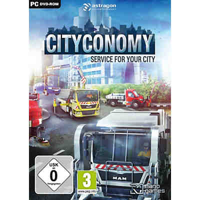 PC Cityconomy: Service for your City