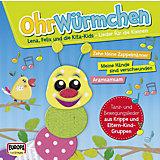CD Ohrwürmchen-Lieder für die Kleinen, Lena,Felix & d