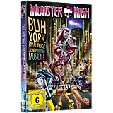 DVD Monster High - Buh York, Buh York