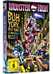 DVD Monster High - Buh York, Buh York