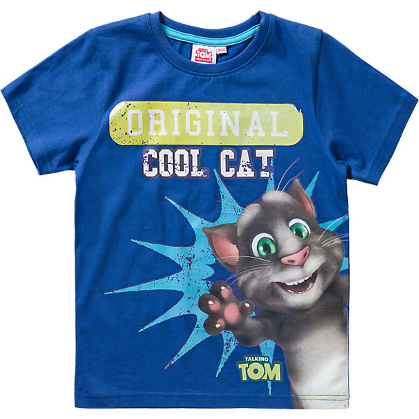 TALKING TOM AND FRIENDS T-Shirt für Jungen